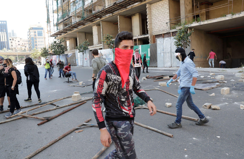 احتجاجات في لبنان (أرشيفية - فرانس برس)