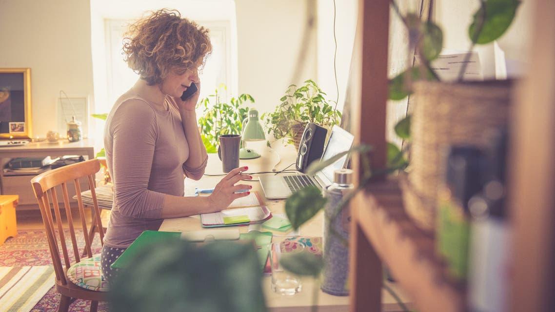 المرأة العاملة