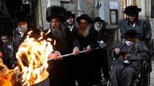 Coronavirus: Israel arrests over 300 ultra-Orthodox Jews at mass gathering at shrine