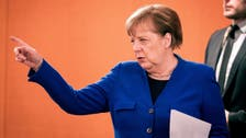 German police launches probe after mock tombstone found at Merkel's poll office