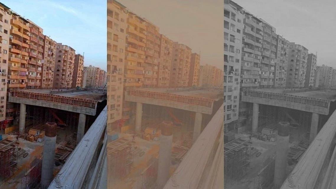من خالف البناء، العمارات الأربع أم الكوبري ؟