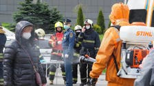 Coronavirus: Russia stops use of ventilators that may have caused fires in hospitals
