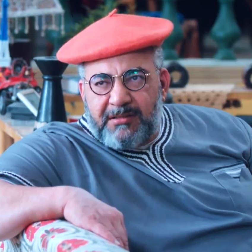 """بيومي فؤاد للعربية.نت: آسف على مستوى مسلسل """"رجالة البيت"""""""