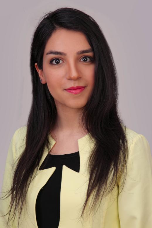 Mary Mohammadi. (Twitter)