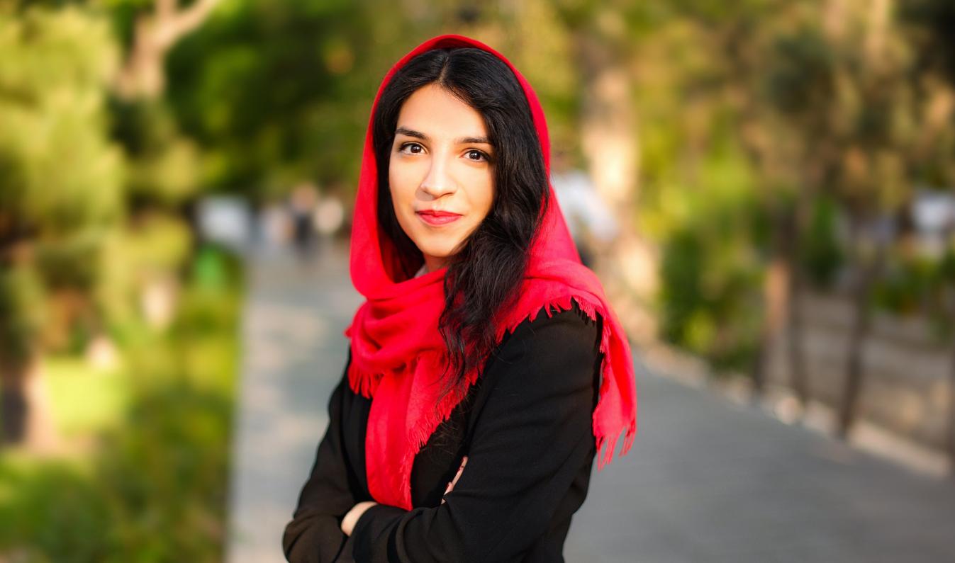 Mary Mohammadi. (Supplied)