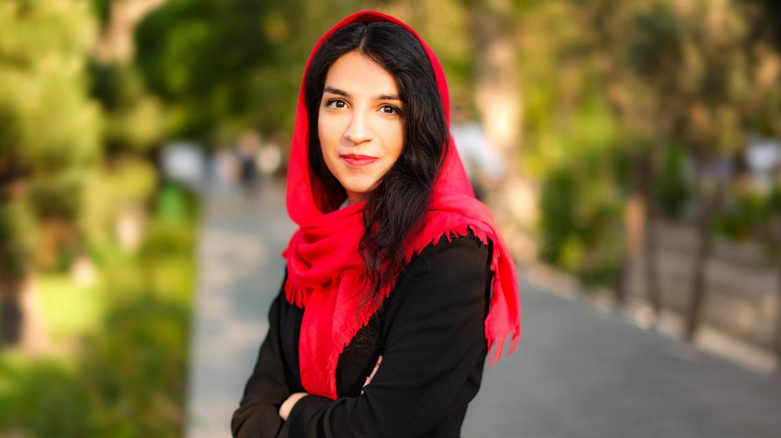 Iranian Christian Mary Mohammadi. (Twitter)