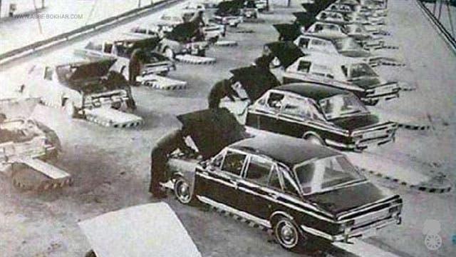 صناعة قديمة منذ الستينات