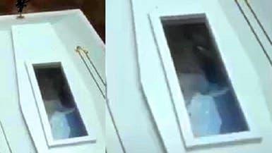 الرجل الذي صوروا دفنه ثم وجدوا في الفيديو أنه كان حياً