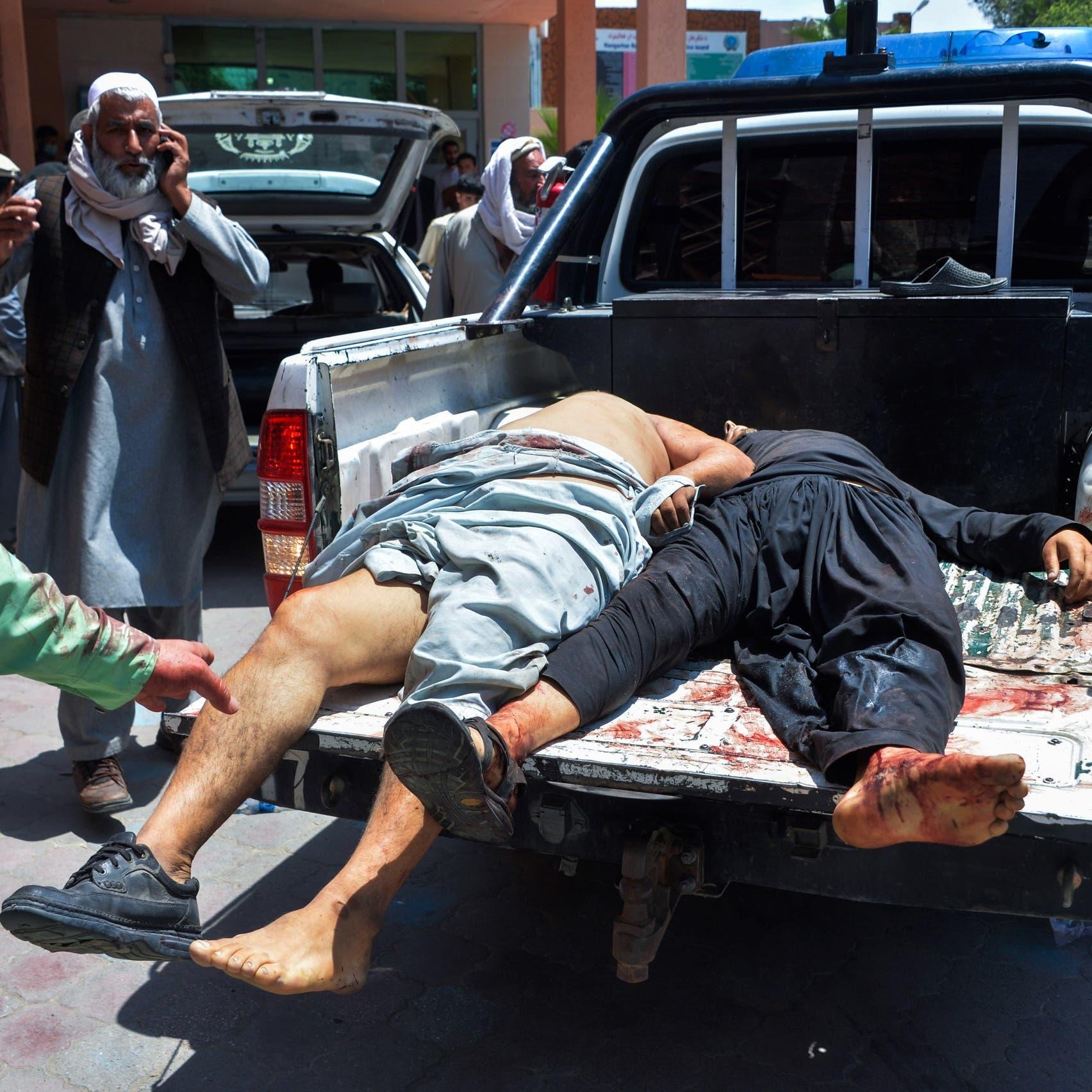 أزمة إنسانية في أفغانستان.. ارتفاع عدد القتلى لمستويات غير مسبوقة