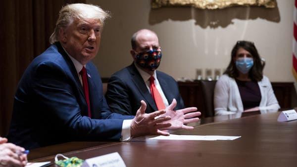 ترمب للعربية: سأنظر في دعوة غراهام لمعاقبة الصين