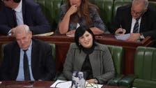 عبير موسي.. المرأة التي تقود المواجهة ضدّ الغنوشي وحزبه