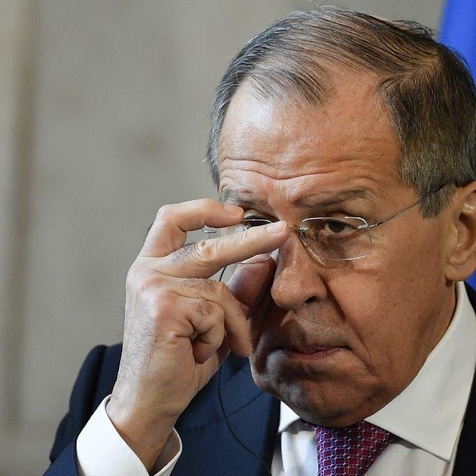 وزير الخارجية الروسي يدعو لوقف فوري لإطلاق النار في ليبيا