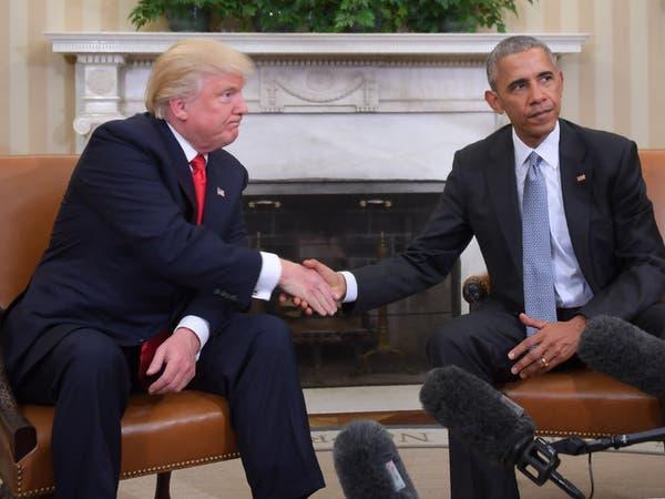 ترمب: فريق أوباما المنحط تجسس علي