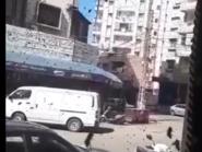 هلع في بعلبك.. أسراب الخنافس تغطي الطرقات