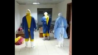 فيديو.. عائلة متوفى بكورونا ترفض استلام جثمانه وتغسيله