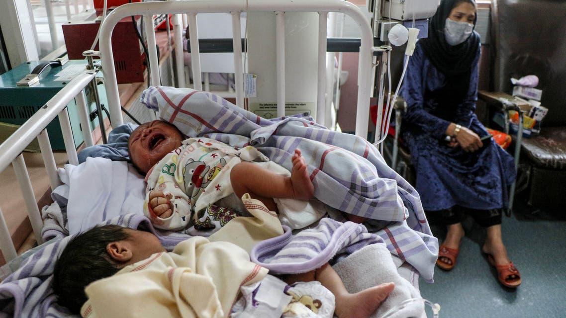 AFP - Kabul hospital