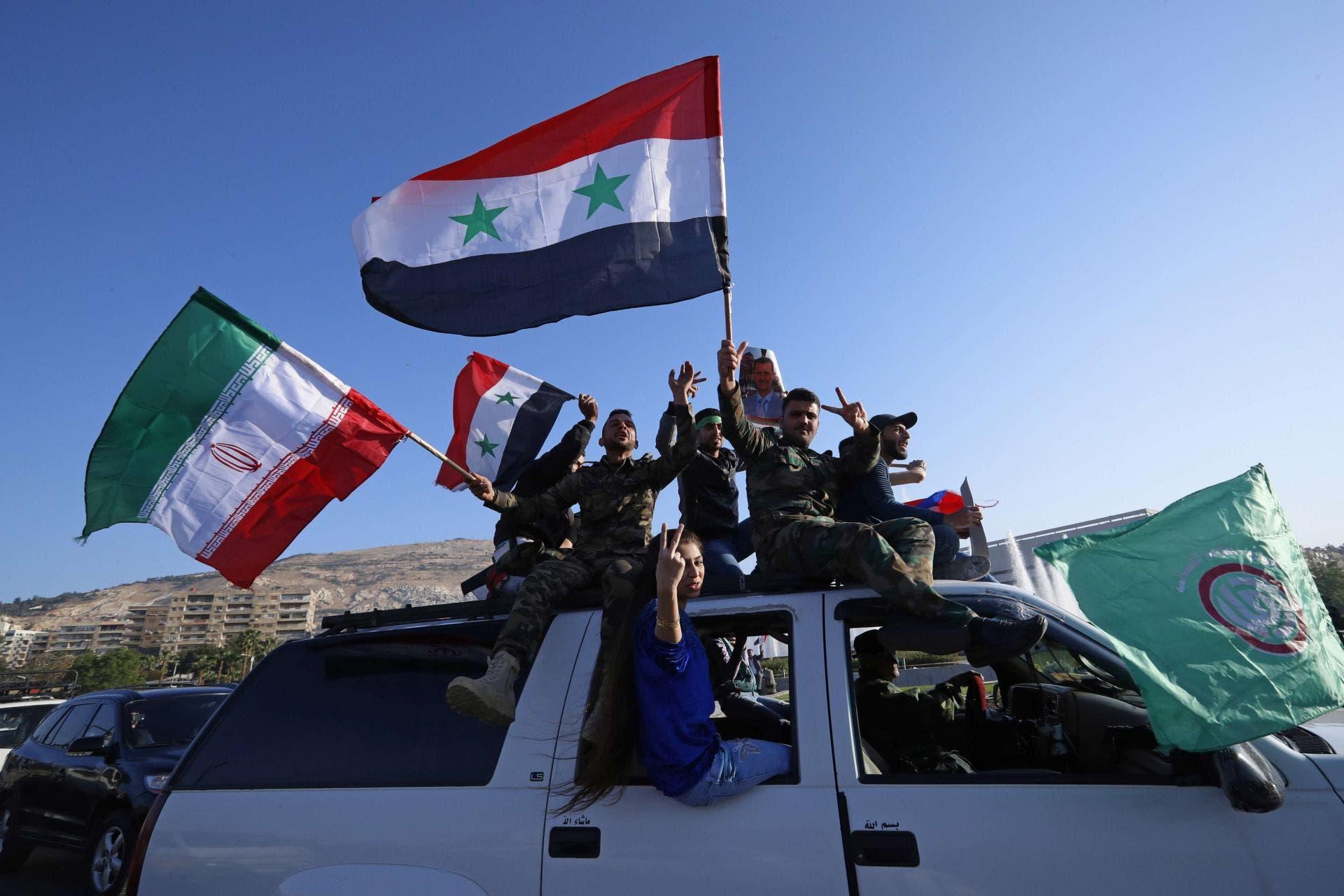 ميليشيات إيرانية في سوريا - أرشيفية