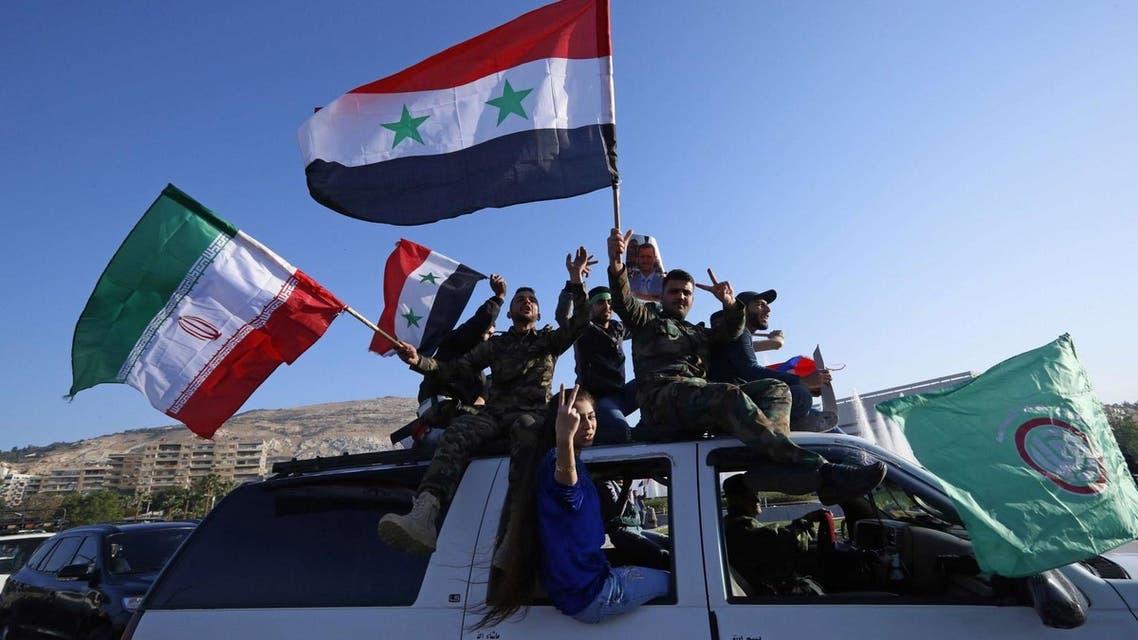 إيران سوريا