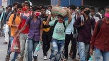 Coronavirus lockdown: Truck collision on Indian highway kills 23 migrant workers
