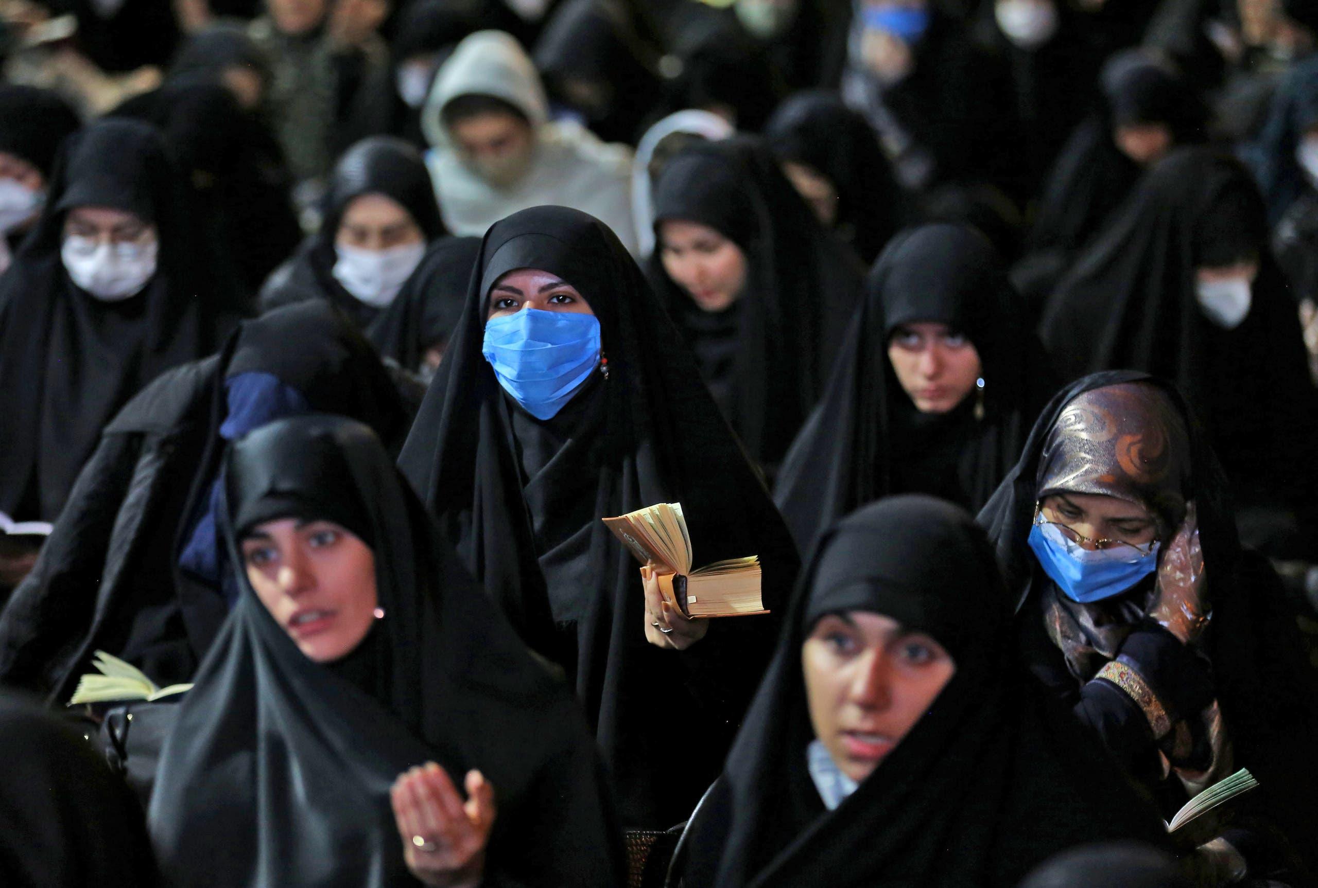 كورونا - إيران