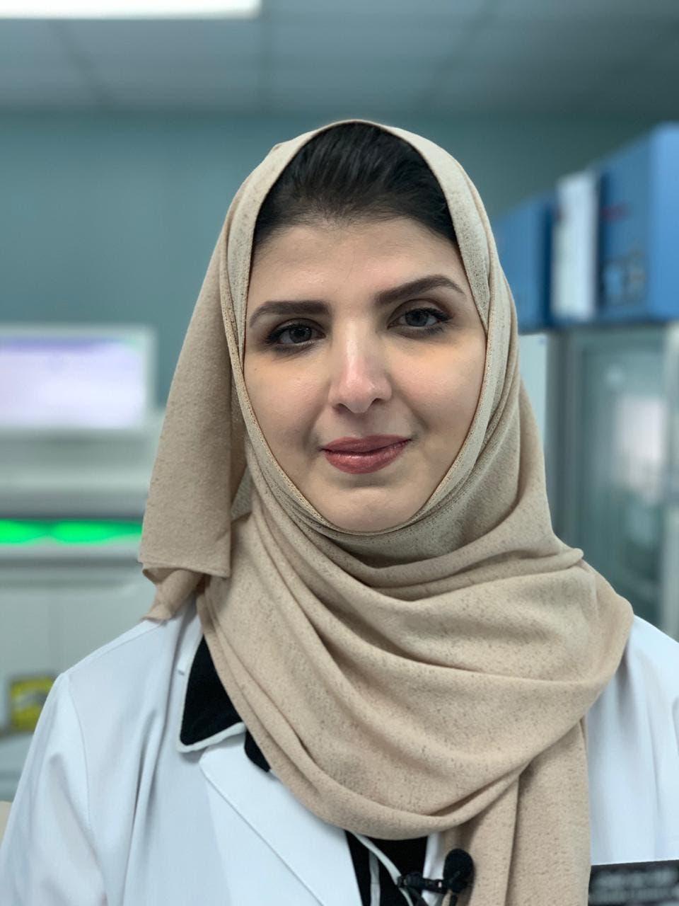الدكتور فاطمة آل هملان