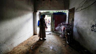 فيديو مسرب يكشف كارثة انتشار كورونا في صنعاء