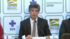 Brazil's health minister resigns after one month on job amid coronavirus battle