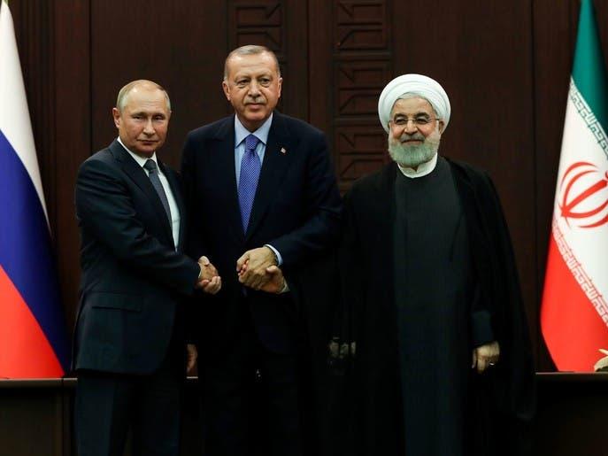 إيران تنفي اتفاقا مع روسيا لتنحية الأسد