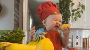 با «کوبی» کوچکترین سرآشپز دنیا آشنا شوید