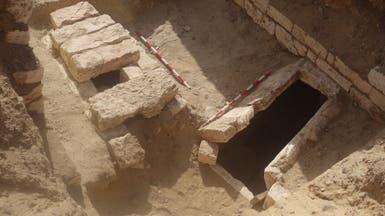 مصر.. اكتشاف مقبرة أثرية فريدة ترجع للعصر الصاوي