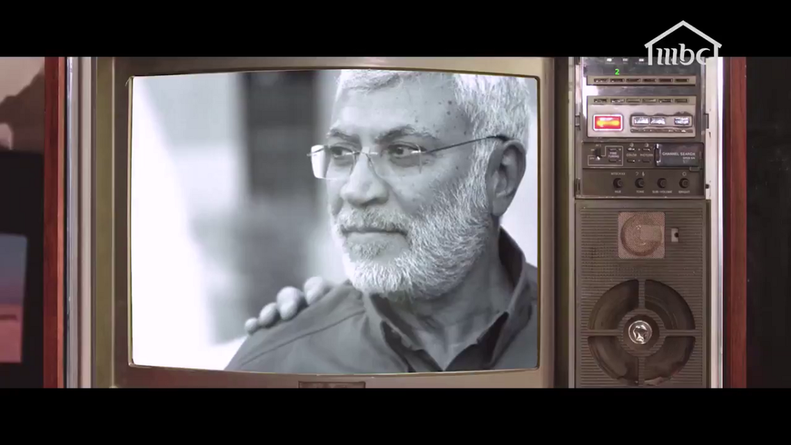 An MBC TV show has prompted furious reactions from several Iran-backed political groups and media outlets in the Middle East for discussing historical events. (Screengrab)