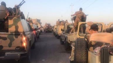 """الجيش العراقي يطلق عملية جديدة لملاحقة """"داعش"""""""