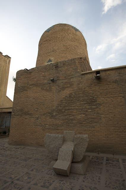 مقبرة أستر ومردخاي في همدان