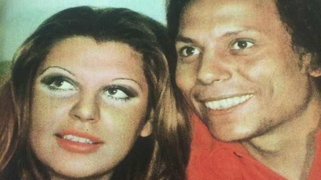 عادل إمام وزوجته