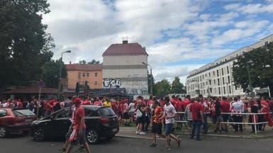 الشرطة تفرق تجمعا قبل مباراة يونيون برلين وبايرن ميونخ