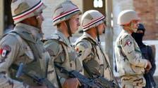 سیناء میں شہریوں پر حملہ کرنے والے 9 دہشت گرد مصری فوج کے ہاتھوں ہلاک