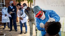 South Africa reports 24-hour record of 1,160 new coronavirus cases