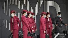 Coronavirus: Protective suits for Qatar airways crew, passengers mandated face masks