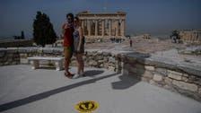 Acropolis in Athens reopens after coronavirus shutdown