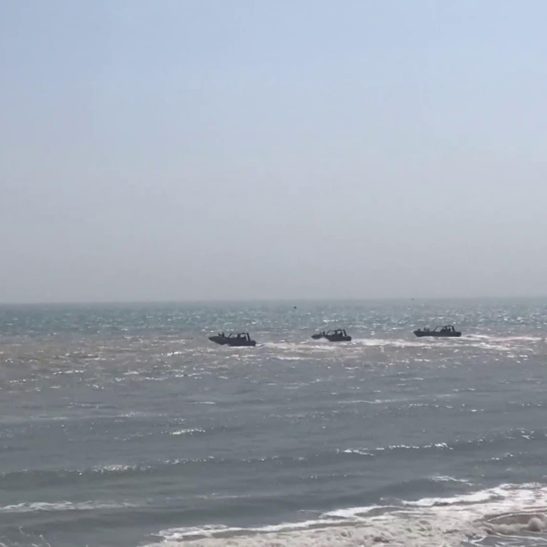 ضبط شحنة مخدرات على متن زورق قبالة السواحل اليمنية