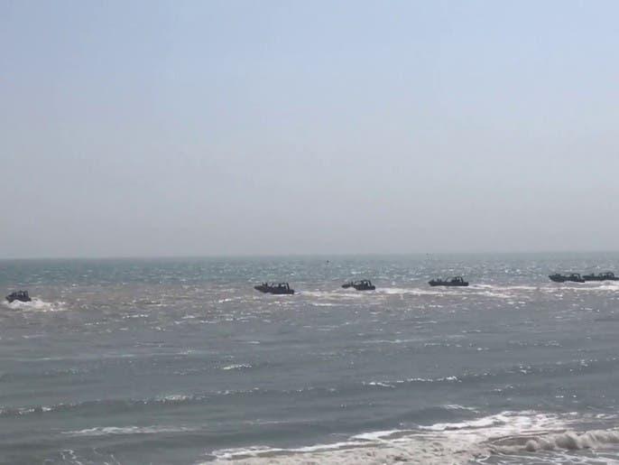 التحالف: الانتقالي يعرقل عمل خفر السواحل في خليج عدن