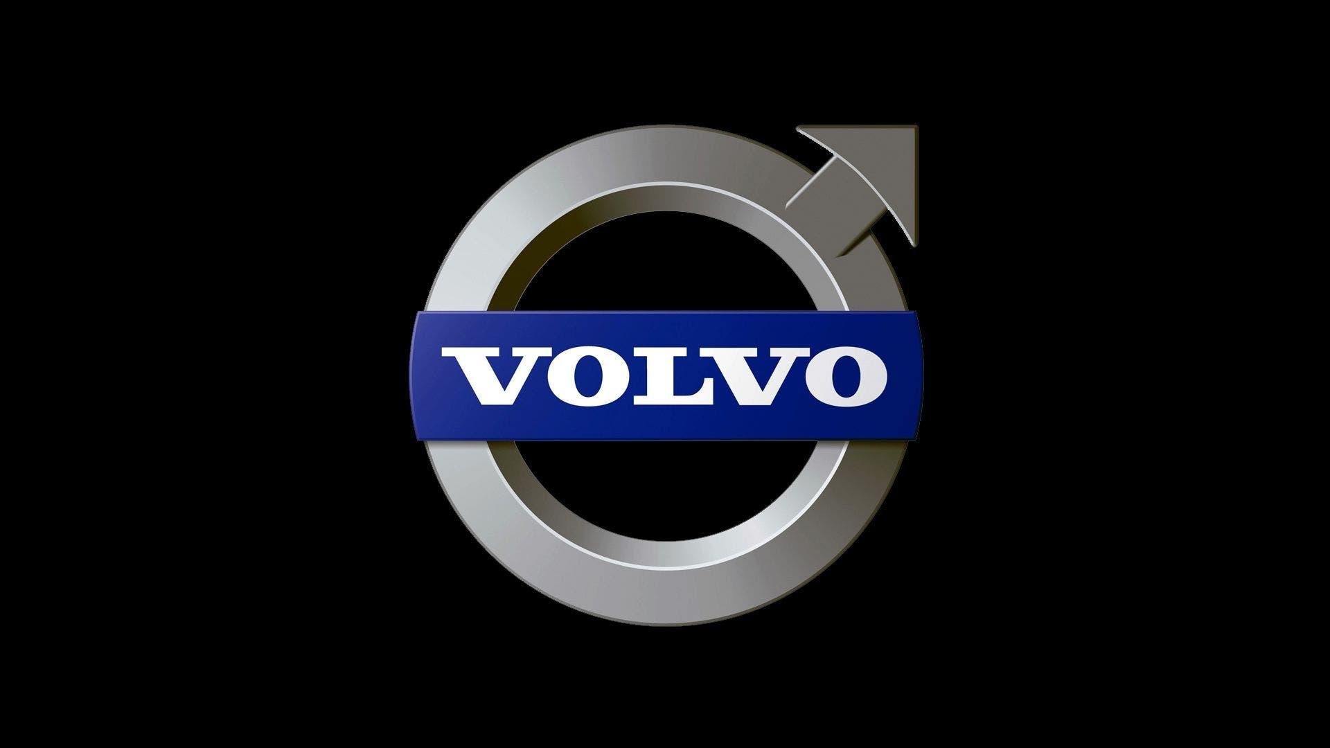 صورة لشعار شركة فولفو