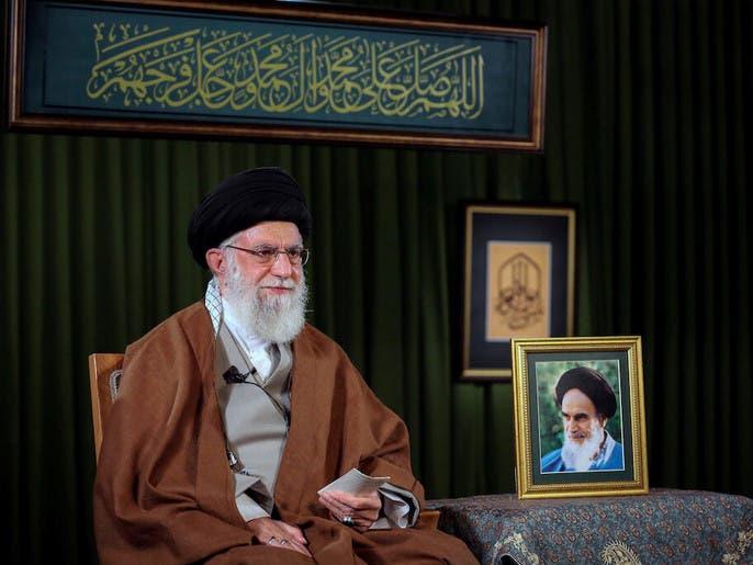 """الزم حدودك خامنئي"".. غضب عراقي بوجه مرشد إيران!"