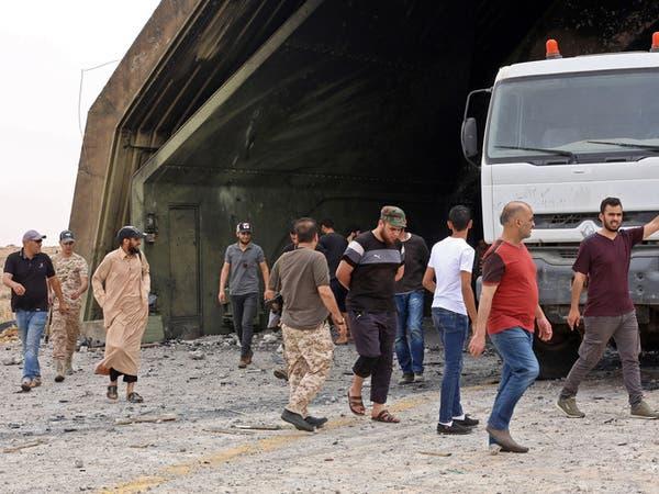 """قاعدة """"الوطية"""" في ليبيا.. عين أردوغان على غاز المتوسط"""