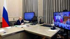 Russian PM back to work after coronavirus battle: Kremlin