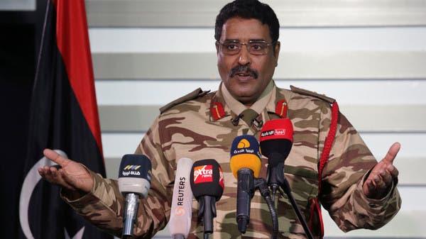 الجيش الليبي: تركيا تواصل نقل السلاح إلى مصراتة