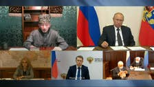 Russia's Putin sounds alarm over coronavirus crisis in Dagestan