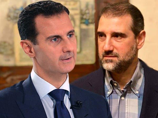 انهيار أهم صفقات الأسد.. هذا ما تعنيه صرخات رامي مخلوف