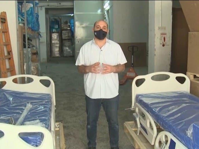 مساعدات طبية سعودية لمكافحة كورونا في الأراضي الفلسطينية