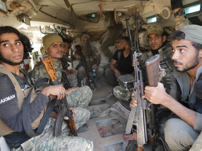 المرصد السوري: تركيا تجند 180 طفلا للقتال في ليبيا